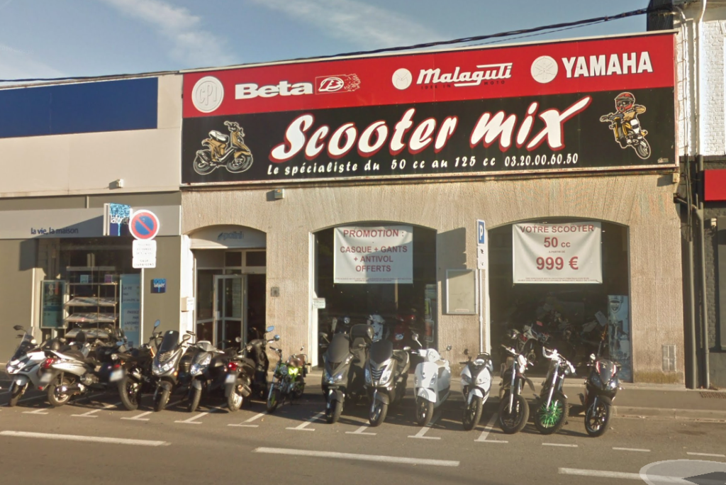 scooter-mix-lomme